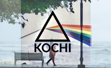 Kochi as Seen Through the World Trending App PRISMA
