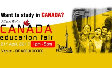 IDP's Canada Education Fair