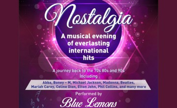 Nostalgia - Music Event