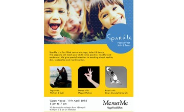 Open House for Sparkle at Me Met Me