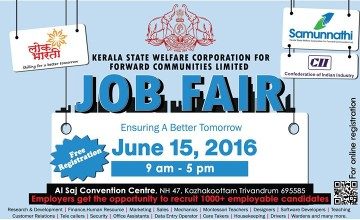 Naipunnya Samunnati Job Fair 2016