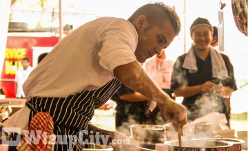 A Look At The Moments From Spice Route Culinary Festival