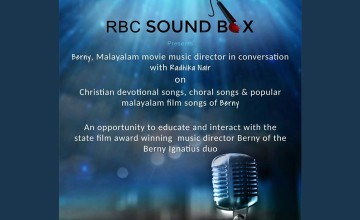 Conversation with Music Director Berny