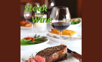Steak and Wine - Food Fest