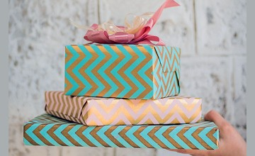 Gift Wrapping and Bow Making Workshop