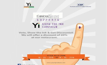 Vote, Show the Ink & Get Discounts!!