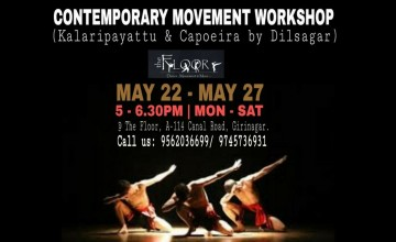 Contemporary Movement Workshop by The Floor
