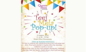 Teej Mela Pop Up