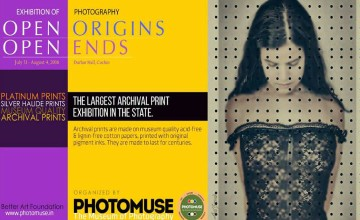 Open Origins Open Ends Photography Exhibiton