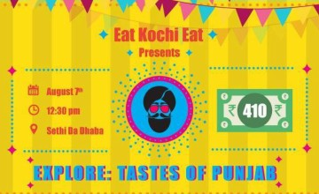 Explore: Tastes of Punjab