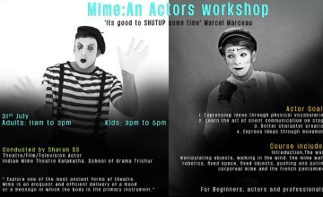 Mime: An Actors Workshop