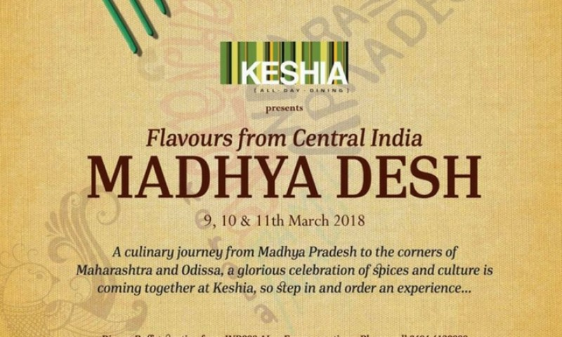 Madhyadesh - Flavors from Central India