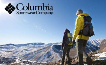 Festive Offers from Columbia Sportswear