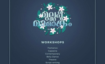 Mullapoo Mamangam - Workshops