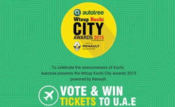 Kochi's First Ever City Awards!