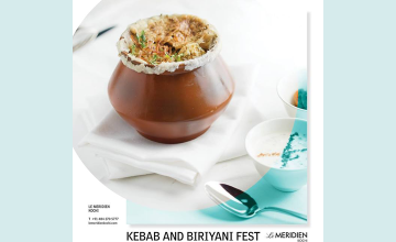 Biriyani and Kebab Fest