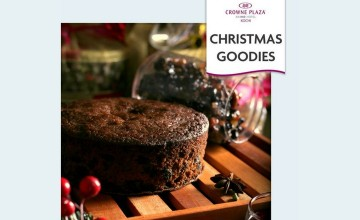 Christmas Goodies By Crowne Plaza Kochi
