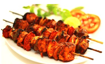 Lip smacking Chicken Tikka