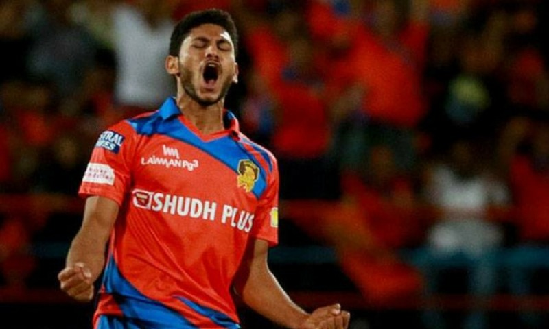 Kochi's rising star- Basil Thampi makes it to T20