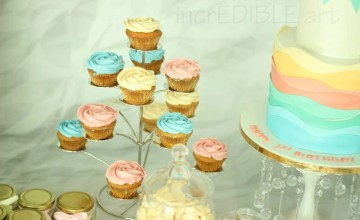 cupcakes and frosting workshop