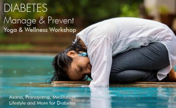Manage and Prevent Diabetes with Yoga