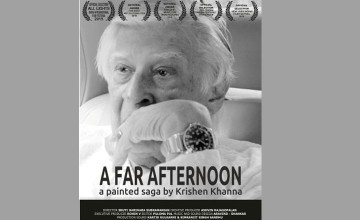Film Screening - A far Afternoon a Painted Saga