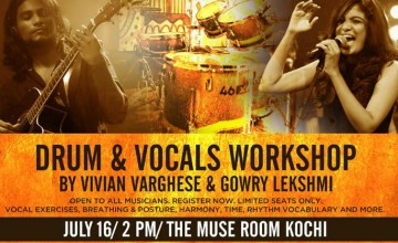 Drum & Vocal Workshop