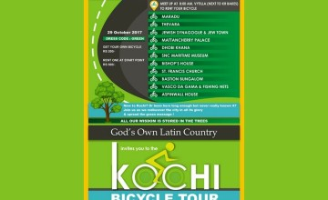 Kochi Bicycle Tour