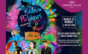 Balam Pichkari Season 2 - Holi Celebration