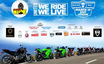 Safety Ride - We Ride We Live