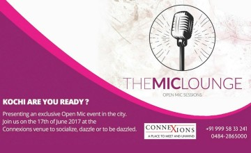 The MIC Lounge - Open Mic Sessions
