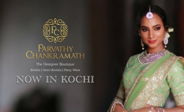 Grand Opening Of Parvathy Chankramath Designer Boutique