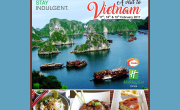 A Visit To Vietnam - Food Fest