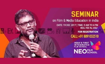 Seminar On Film & Media Education In India
