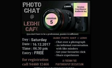 Photo Chat At Ledhi