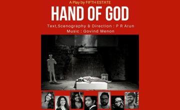 Hand of God - A play by FIFTH ESTATE