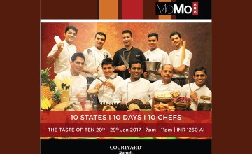 10 States in 10 Days - Food Fest