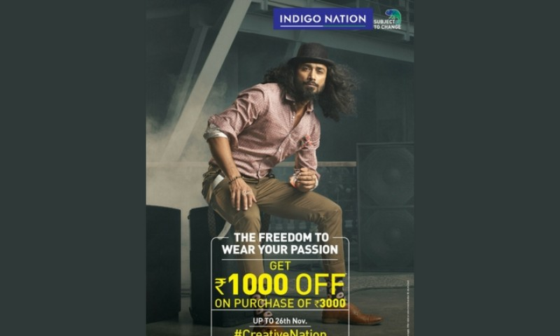 Exciting Offers By Indigo Nation