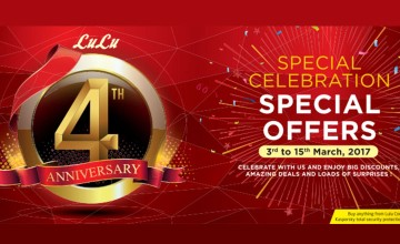 Special Celebration Offers by Lulu Mall