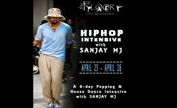 The Floor Hip Hop Intensive Workshop