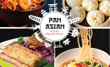 Pan Asian Food Fest