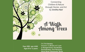 A Walk Among Trees - For Children
