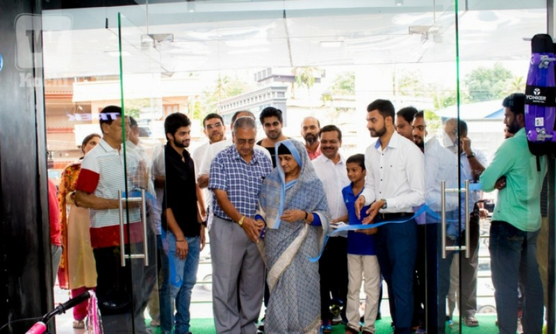 Breeze Sports Opens it's Showroom in Kochi