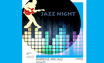 Jazz Night at Le Meridien Kochi