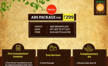 Dhathri ABS Rejuvenation Package