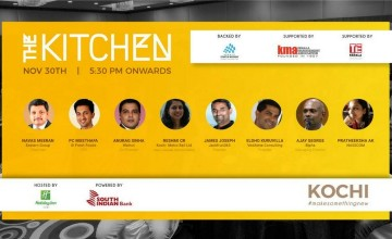 The Kitchen November Kochi Edition