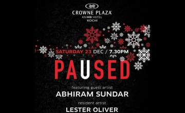 Paused - Live Music
