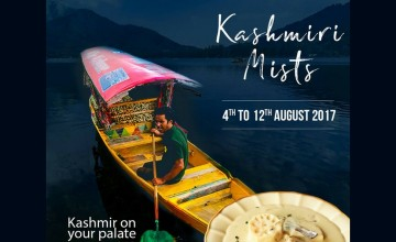 Kashmiri Mists - Food Fest