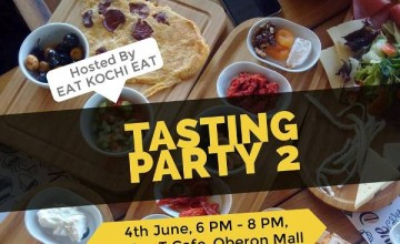 Tasting Party 2 from Eat Kochi Eat