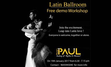 Latin Ballroom - Dance Workshop